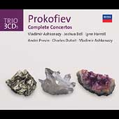 Trio - Prokofiev: Complete Concertos / Previn, Dutoit, et al