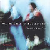 Mike Marshall (Guitar/Mandolin): Serenata