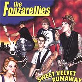 The Fonzarellies: Sweet Velvet Runway
