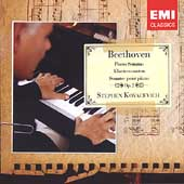 Beethoven: Piano Sonatas Op 2 / Stephen Kovacevich