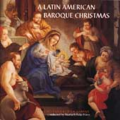 A Latin American Baroque Christmas / Pérez, Exaudi Choir