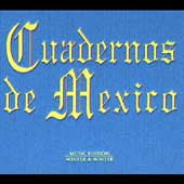 Various Artists: Cuadernos de Mexico [Digipak]