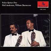 Folios Guitar Duo / Neil Anderson, William Buonocore