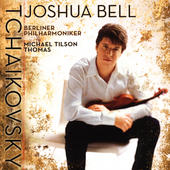 Tchaikovsky: Violin Concerto, etc / Bell, Tilson Thomas