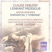 André Cluytens conducts Debussy and Honegger