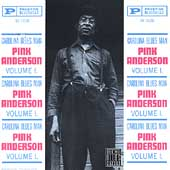 Pink Anderson: Carolina Blues Man, Vol. 1