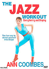 The Jazz Workout / Ann Coombes [DVD]