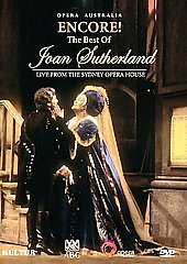 Encore! The Best Of Joan Sutherland [DVD]