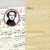 Romantic Piano Concerto Vol 40 - Herz / Shelley, et al