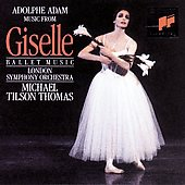 Adam: Giselle / Thomas, LSO