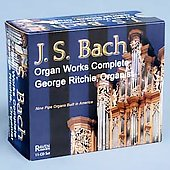 Bach: Complete Organ Works / George Ritchie