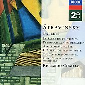 Stravinsky: Petrushka, Rite Of Spring, Etc.