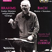 Michel Corboz Edition Vol 4 - Bach and Brahms