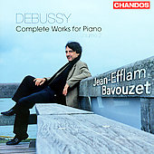 Debussy: Complete Works for Piano Vol 2 / Bayouzet