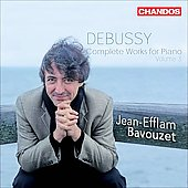 Debussy: Complete Works for Piano Vol 3 / Jean-Efflam Bavouzet