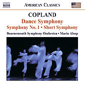 American Classics - Copland: Symphonies / Alsop, Bournemouth SO