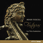 Purcell: Fantasias for Viols / Les Voix Humaines