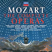 Mozart - The Complete Operas