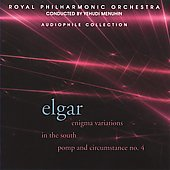 Elgar: Enigma Variations / Menuhin, et al