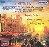Armand-Louis Couperin: Complete Chamber Sonatas