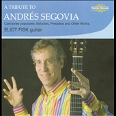 Tribute To Andres Segovia
