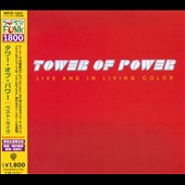 Tower of Power: Live and in Living Color