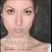 Maria Teresa Assing plays Chopin