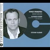 Stefan Vladar plays Prokofiev & Scriabin