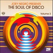 Joey Negro: Soul of Disco, Vol. 3 [2 CD]