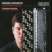 Russian Favorites / Alexander Sevastian, accordion