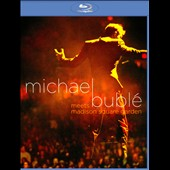 Michael Bublé: Michael Bublé Meets Madison Square Garden [Blu-Ray] [Barnes & Noble Exclusive]