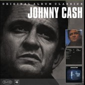 Johnny Cash: Original Album Classics [2012] [Slipcase]