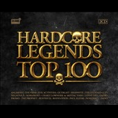 Various Artists: Hardcore Legends Top 100