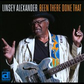 Linsey Alexander: Been There Done That *