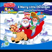Various Artists: Little People: A Merry Little Christmas [Digipak]