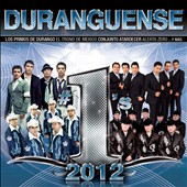 Various Artists: Duranguense #1's 2012