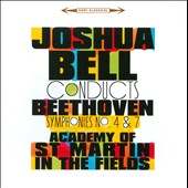 Beethoven: Symphonies Nos. 4 & 7 / Joshua Bell, ASMF