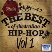 Various Artists: Official, Vol. 1: The Best of Australian Hip-Hop [PA]