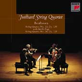 Beethoven: String Quartets no 13 & 16 / Juilliard Quartet