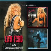 Lita Ford: Lita/Dangerous Curves *