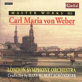 Master Works III - Weber / Sch&#246;nzeler, London SO