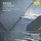 Grieg: Holberg Suite; Lyric Suite