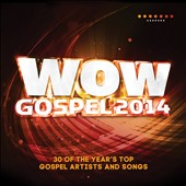 Various Artists: WOW Gospel 2014