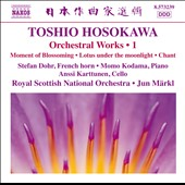 Toshio Hosokawa (b.1955) - Orchestral Works, Vol. 1: 3 Concertos - Moment of Blossoming; Lotus under the Moonlight; Chant / Dohr, horn, Kodama, pno., Karttunen, cello