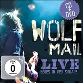 Wolf Mail: Live Blues in Red Square *