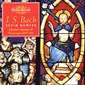 Bach: The Works for Organ Vol 9 / Kevin Bowyer