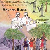 Armando Rodriguez (Latin Jazz): Havana Blues