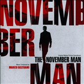 Marco Beltrami: November Man [Original Motion Picture Soundtrack] [9/9]