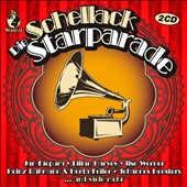 Various Artists: Die Schellack Starparade