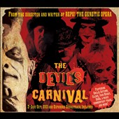 Various Artists: Devil's Carnival [CD/DVD] [Digipak]